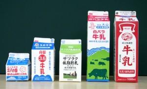 牛乳乳製品値上げ