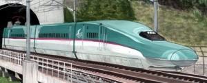 北海道新幹線開業予定