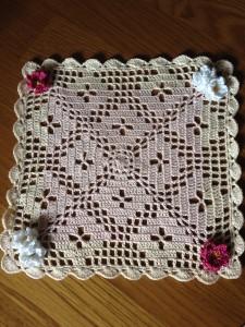 編み物大好き編んでみました