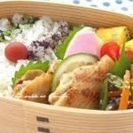 【あさチャン】『曲げわっぱ』のお弁当箱が魅力的!