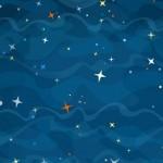 【西の空】に輝く!星がスゴく綺麗です