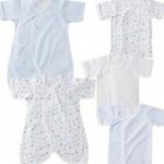【赤ちゃん】冬服の着せ方!服選びは?