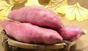 【サツマイモ】には食物繊維が豊富に含まれて腸に効果!