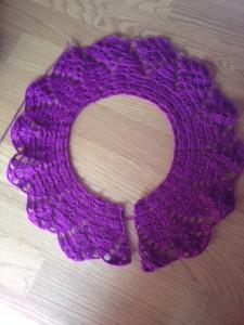 【手編み】のニット!模様編み