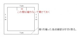 【テーブルセンター・コースター】オリジナル! 初心者も簡単に手作り