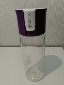 【ブリタ】浄水機能付き!携帯ボトル?