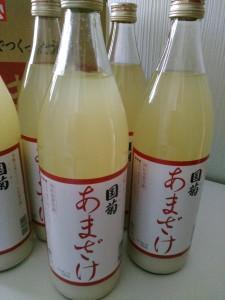 【甘酒】が人気!効果的な飲み方は?