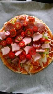 【ピザ】美味しい手作り・簡単!