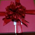 【プレゼント】リボンボウを結ぶ!