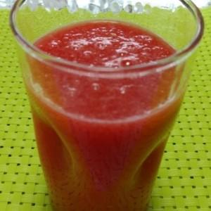 【スイカスムージー】果汁丸ごと!効能とレシピは?