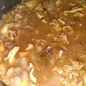 【カレー】煮込み時間短縮!簡単に作ることができます。