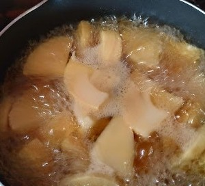【タケノコ】水煮で簡単!