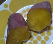 【焼き芋】作り方は?レンジを使えば簡単!